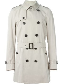 Burberry - trench coat - Herren - Cotton/Viscose - 44 - Nude & Neutrals