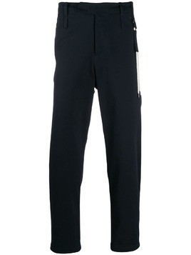 Craig Green slim-fit tailored trousers - Blue