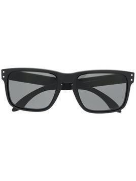 Oakley square tinted sunglasses - Black