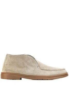 Andrea Ventura Sailor laceless shoes - Neutrals