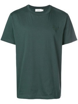 Coach dino logo T-shirt - Green