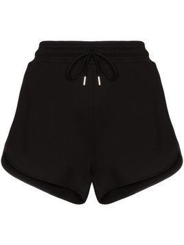 Ninety Percent cotton running shorts - Black