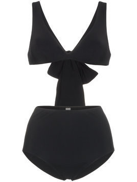 Araks High-Waisted Rosemund Bikini - Black