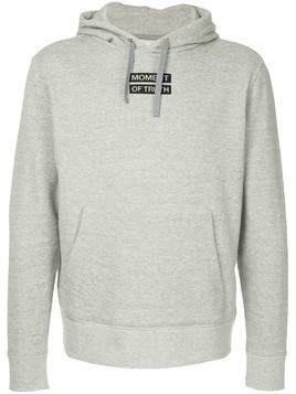 Makavelic Moment of Truth hoodie - Grey