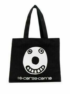10 CORSO COMO graphic-print tote bag - Black