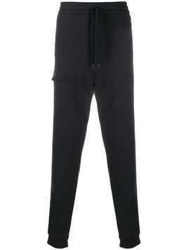Z Zegna casual track pants - Blue