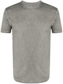 Majestic Filatures dyed effect cotton T-shirt - Grey