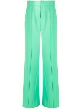 Alice+Olivia Dylan high waisted trousers - Green