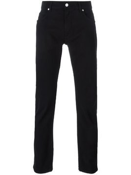Helmut Lang slim fit jeans - Black