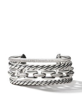 David Yurman Wellesley diamond cuff - Ssadi