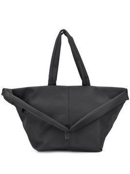 Côte&Ciel colour block holdall - Black