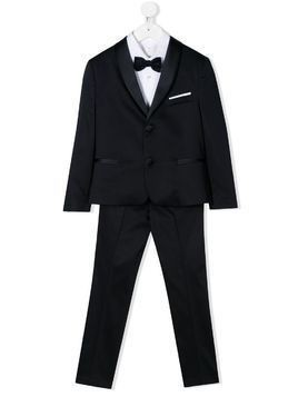 Colorichiari two-piece formal suit - Blue