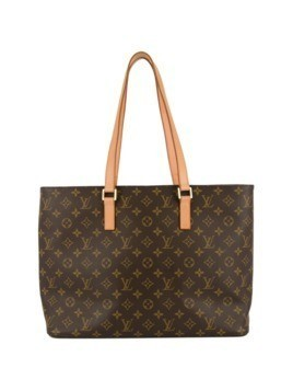 Louis Vuitton Vintage Luco shopping bag - Brown