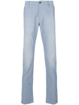 Incotex - slim fit trousers - Herren - Cotton/Spandex/Elastane/Modal/Polyester - 31 - Blue