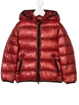 Herno Kids padded coat - Red