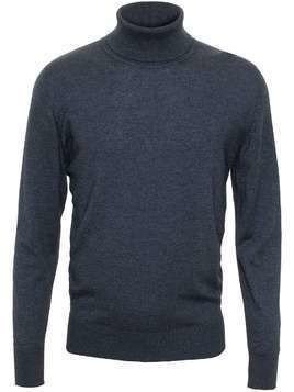 Browns roll neck sweater - Grey