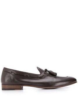 Fratelli Rossetti detroit loafers - Brown