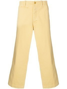 Levi's Vintage Clothing Homerun chino trousers - Yellow