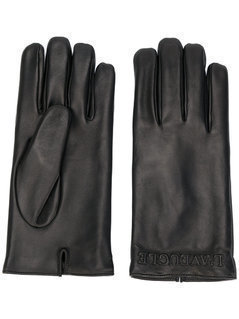 Gucci - L'aveugle Par Amour Gloves - Men - Lamb Skin/Cashmere - 8