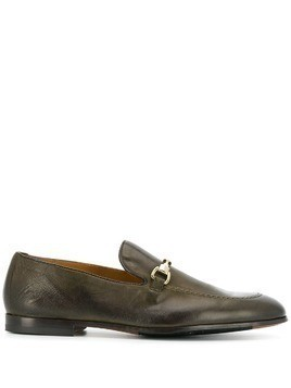 Doucal's horsebit loafers - Green