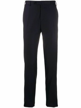 Canali slim fit trousers - Blue