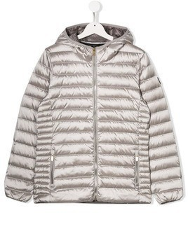 Ciesse Piumini Junior TEEN Aghatat padded jacket - Silver