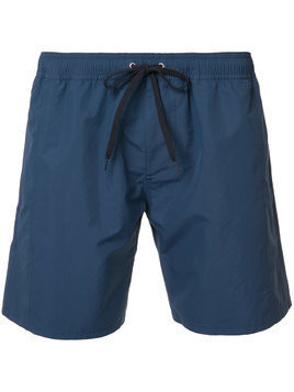 Julien David Weightless Waterproof shorts - Blue