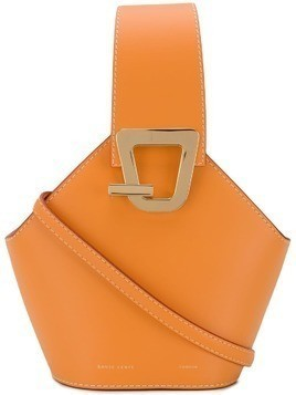 Danse Lente Johnny mini bucket bag - Orange