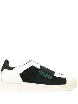 Moa Master Of Arts elasticated-band sneakers - Black