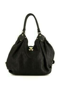 Louis Vuitton pre-owned L tote bag - Black
