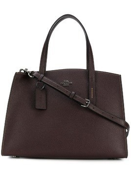 Coach Charlie Carryall 28 bag - Red