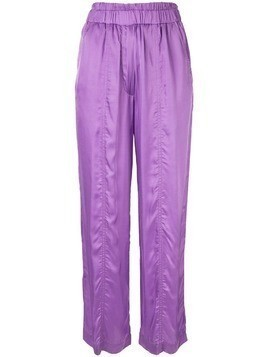 Manning Cartell Off Duty trousers - Purple