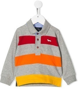 Harmont & Blaine Junior polo shirt - Grey
