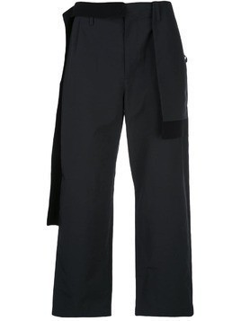 Craig Green loose-fit trousers - Black