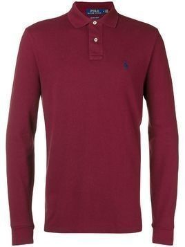Polo Ralph Lauren long sleeved classic polo - Red