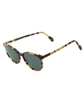 L.G.R Round frame sunglasses - Brown