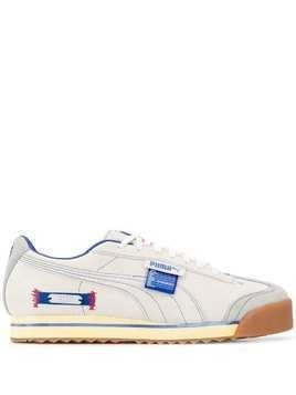 Puma retro low-top sneakers - White