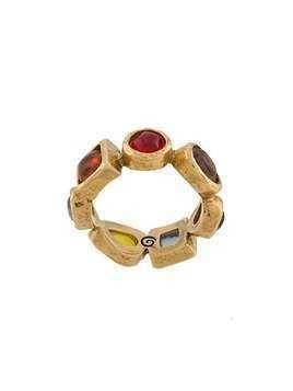 Goossens mini cabochons ring - GOLD