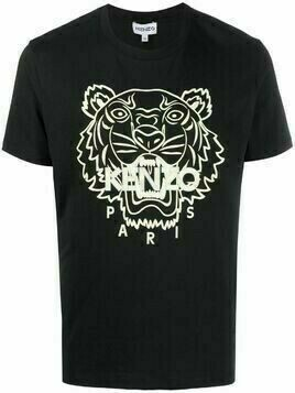 Kenzo logo-print short-sleeve T-shirt - Black