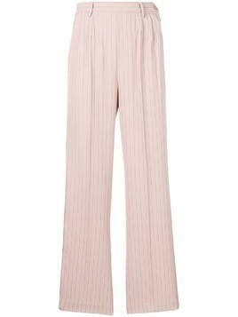 Forte Dei Marmi Couture side logo flared trousers - Neutrals