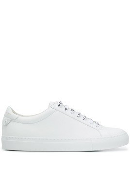 Givenchy logo knot sneakers - White
