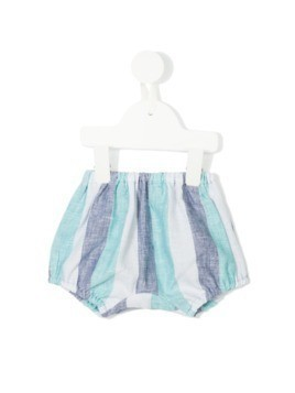 Knot Ocean stripes bloomers - Blue