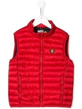 Ciesse Piumini Junior padded gilet jacket - Red
