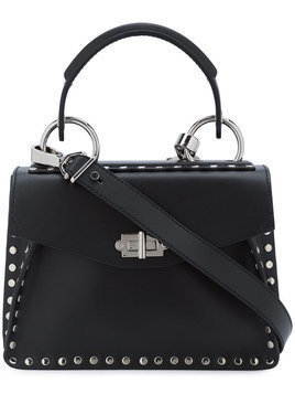 Proenza Schouler - small studded Hava bag - Damen - Calf Leather - One Size - Black