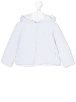 Patachou hooded jacket - Blue