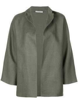 Dusan boxy jacket - Green