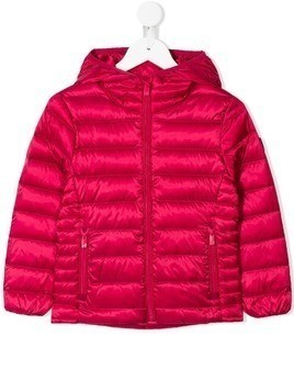 Ciesse Piumini Junior padded hooded jacket - Pink