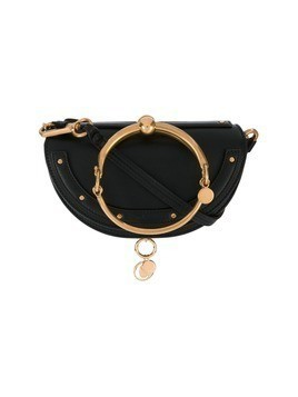 Chloé Nile mini clutch bag - Black