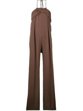Jacquemus Saha jumpsuit - Brown