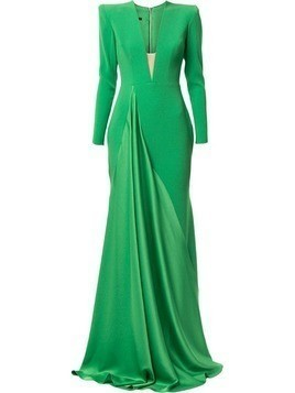 Alex Perry Lindy dress - Green